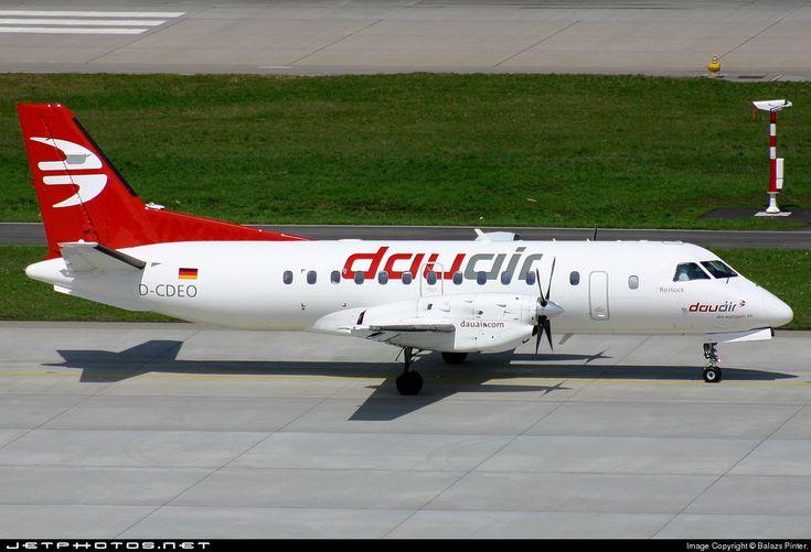 Photo of D-CDEO - Saab 340B - Dauair