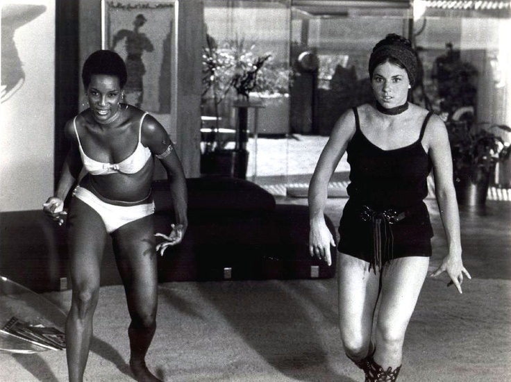 Trina Parks and Donna Garret (Diamonds are Forever - 1971)
