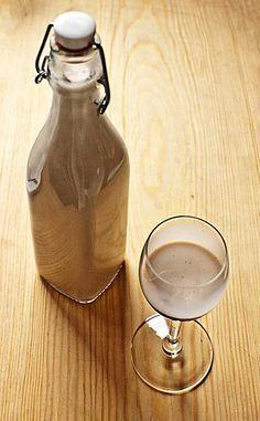 Cómo hacer licor de crema y whisky con Thermomix