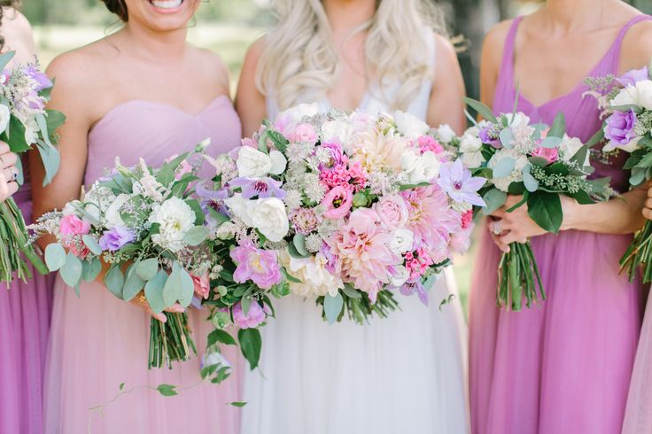 Pinks + Purples Make This Summer Celebration a True Treat for the Eyes