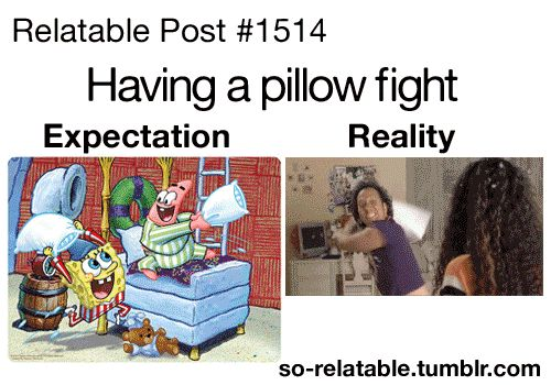 Teenager Posts Tumblr Spongebob   ... funny gif true true story spongebob i can relate so true relatable