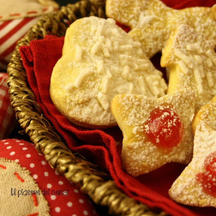 Biscotti natalizi al miele con zenzero senza burro #senzaburro…