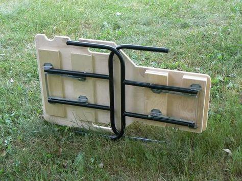 Portable Shooting Benches!!! SPF - Long Range Hunting Online Magazine
