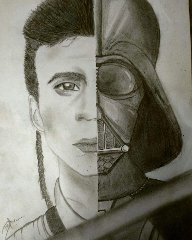 Anakin Skywalker\Darth Vader fanart
