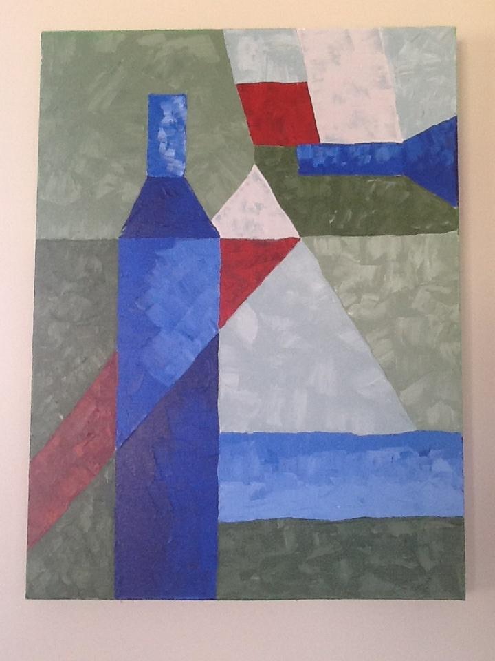 Bottles  Oils