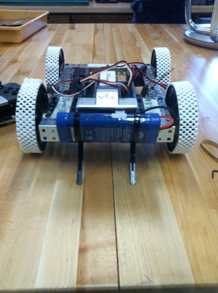 My Hill Climb Robot Climbing The Hill With Ease Michael Nanni