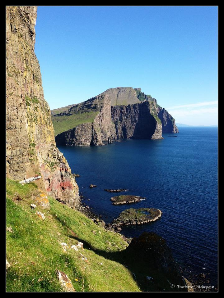 Tindhólm, Faroe Islands