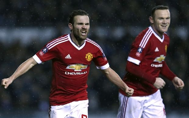 Manchester United midfielder Juan Mata says side are ready to play more attacking football