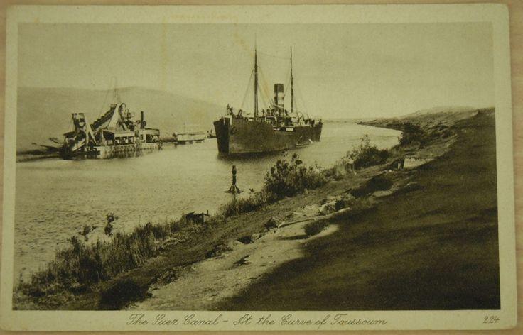 Panama VS Suez: Alliances Preference?