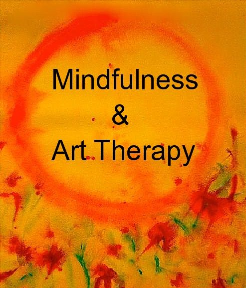 Mindfulness & Art Therapy. Art therapy is mark making to express your unconscious, unheard voice.