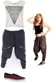 Image result for dance clothes for practice