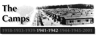 LEST WE EVER FORGET!  Holocaust Death Camps:  http://fcit.usf.edu/holocaust/timeline/camps.htm