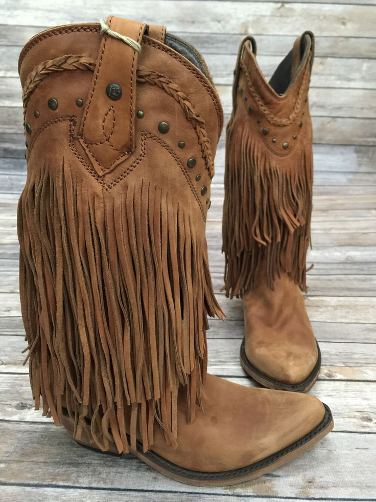 Best 25+ Fringe boots ideas that you will like on Pinterest | Fall ...