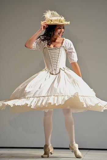 Susanna (Le nozze di Figaro) - Benjamin Britten International Opera School