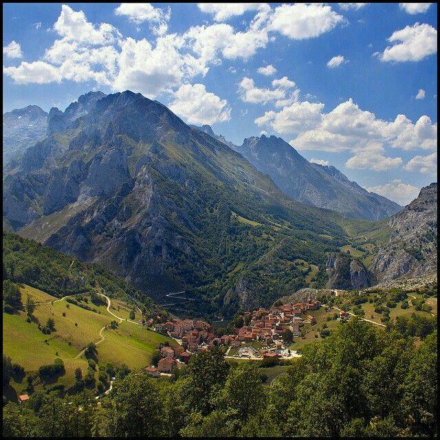 Sotres - Asturias