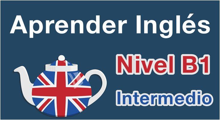 Nivel B1 de Inglés: Lista con los mejores libros para leer y estudiar inglés para Nivel Intermedio (B1) en inglés. Curso aprender inglés, ejercicios, examen