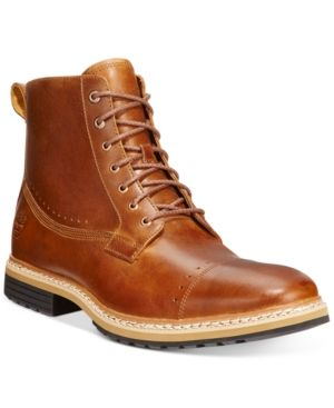 "Timberland Men's West Haven 6"" Side Zip Boots -"