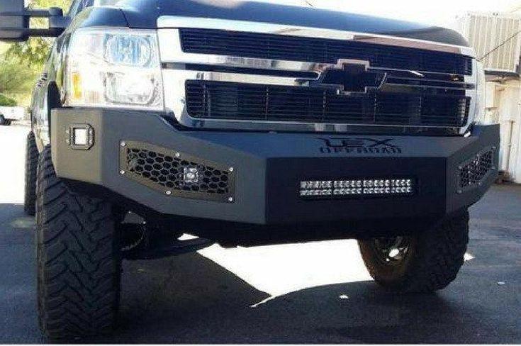 LEX OFFROAD 2007-2013 Chevrolet 2500 Syndicate Front Bumper CSR1