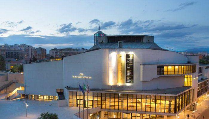 Teatro Lirico Cagliari