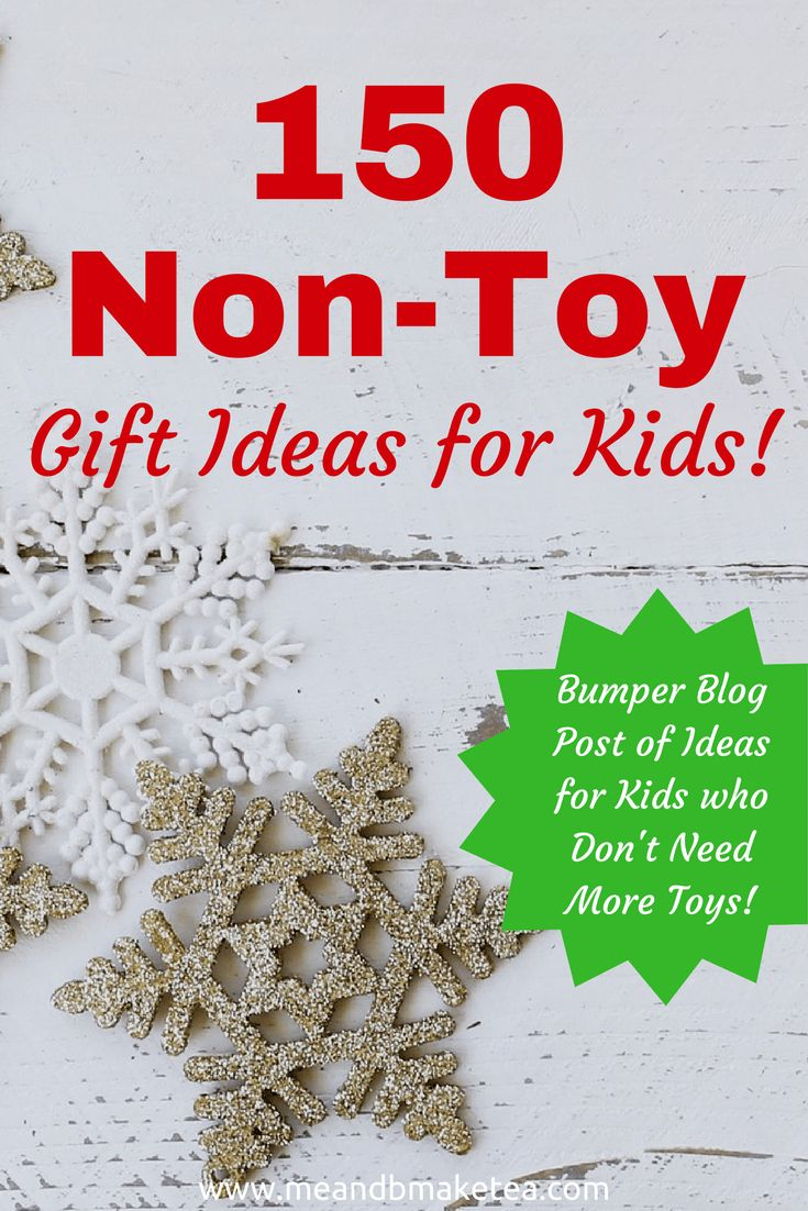 Fed up of more toy clutter? Yep? Here is a whooping list of 150 practical things you can buy kids that dont break the bank and are actually useful! Perfect stocking fillers or larger gift ideas for kids, toddlers and tweens :)