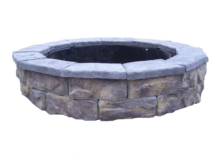25 best ideas about fire pit ring insert on pinterest. Black Bedroom Furniture Sets. Home Design Ideas