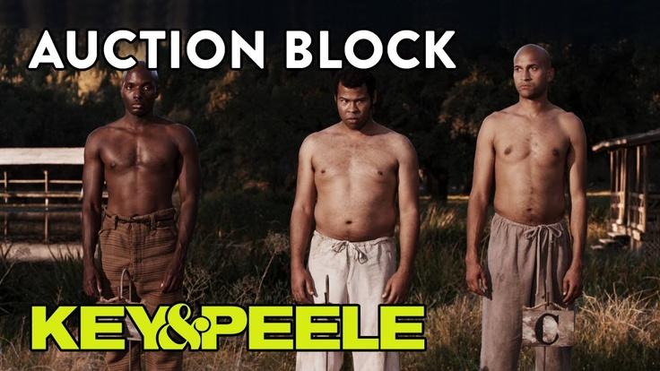 Key & Peele: Auction Block