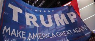 Republicanos do Texas  se dizem 'Trump desde criancinha'