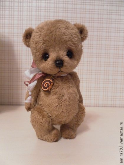 Пузишко большой - мишка,медведь,тедди,медвежонок,друг,подарок,косолапый