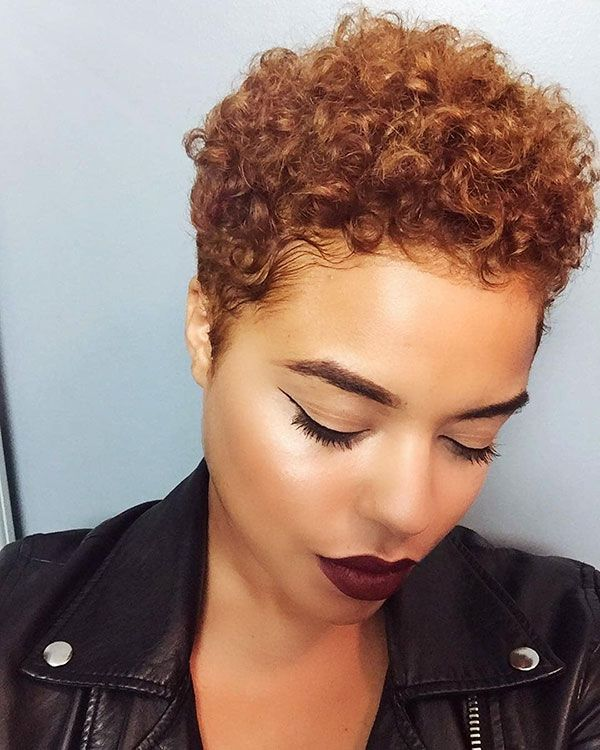 65 Best Short Hairstyles For Black Women In 2019 In 2020 Natural Hair Styles Beautiful Curly Hair Short Natural Hair Styles