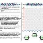 http://www.teacherspayteachers.com/Product/Four-In-a-Row-Solving-Equations-Games Generalize a pattern arising from a problem-solving context, using mathematical expressions and equations, and verify by substitutionMath File Fo... $3
