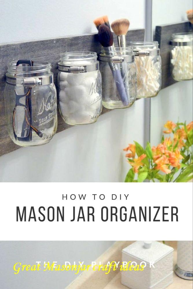 17 Creative Ways To Use Mason Jars Masonjarcrafts In 2020 With