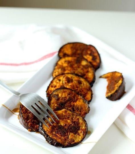 Baingan Palita Recipe: Gujarati Ringan Palita recipe, brinjal slices cooked with Indian spice mixture. Tasty brinjal/eggplant katri cook in spices. Eggplant