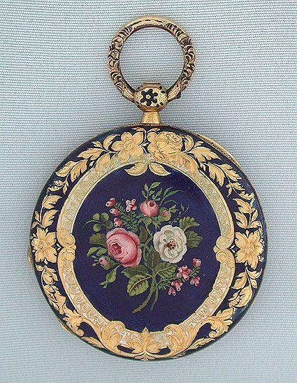 Карманные часы 19 века ✨