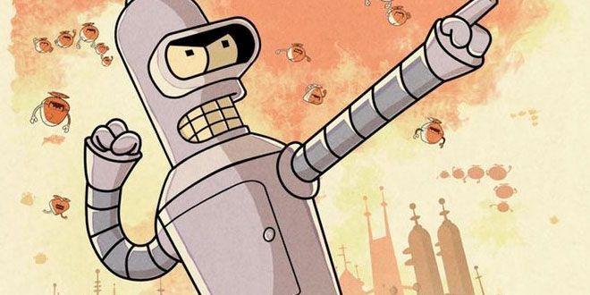Futurama: Release the Drones llegará el 25 de Febrero http://j.mp/1T1saIC    #Android, #IOS, #Juegos, #JuegosMóviles, #Noticias, #Tecnología, #Wooga