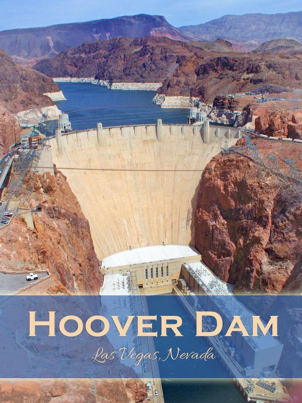 Tips for a quick trip to Hoover Dam with kids. It's just minutes from Las Vegas! tipsforfamilytrips.com