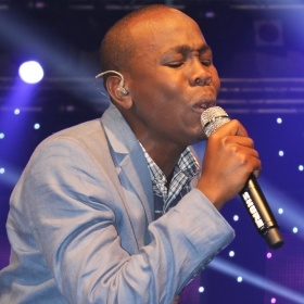 Watch Khaya's performance after he is announced the Idols 8 winner