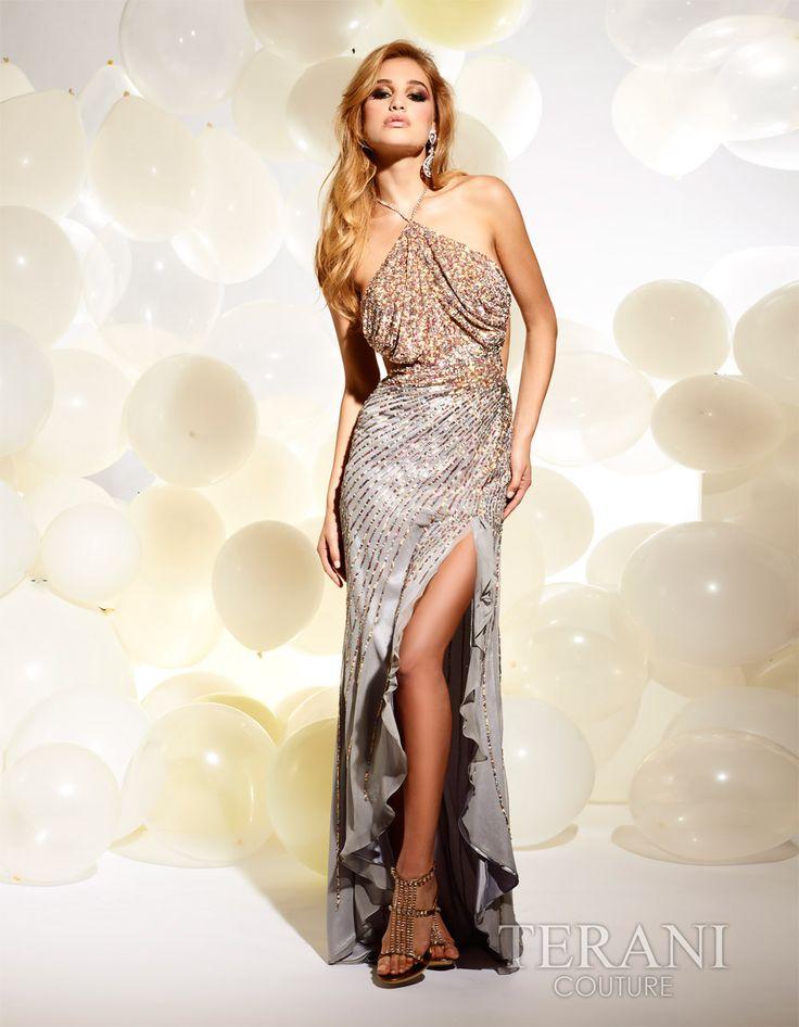 19 best Terani Prom Dresses images on Pinterest   Formal dresses ...