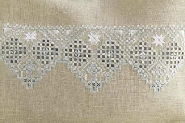embroidery hardanger craft embroidery