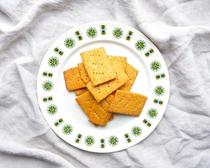 Spiced Gram Biscuits