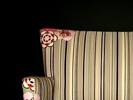 Not a big flowers kinda guy but I do like a bit of unique style design in furniture and these guys ate Treacle seem to know what they are doing...