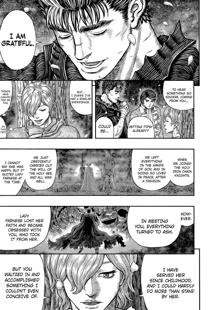 Berserk 349 - Page 6 - Manga Stream