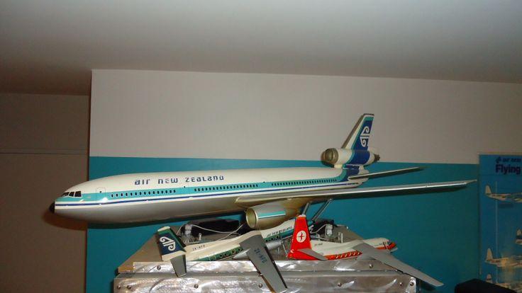 Air New Zealand DC-10