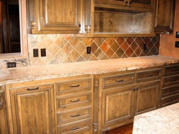 copper quartzite kitchen backsplash kitchen pinterest