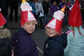 chapeau saint nicolas