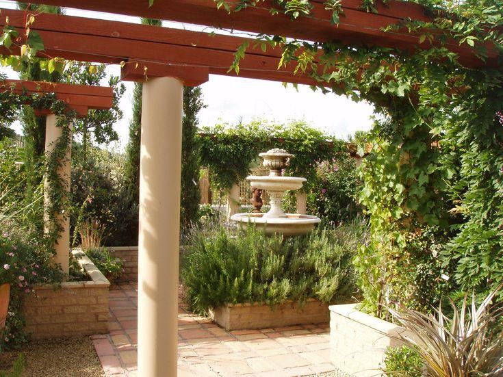 image detail for italian garden italian gardens landscaping