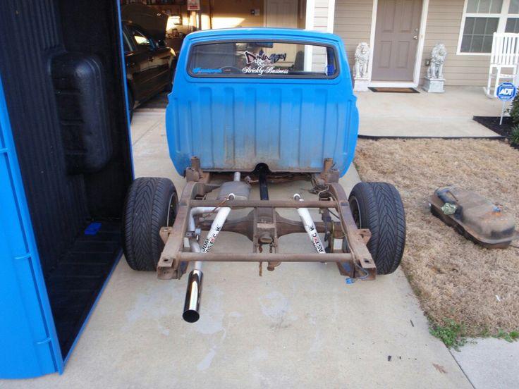 ¿What rear frame is?  Datsun 620 sport truck