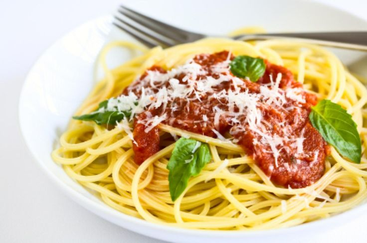 Delicious and simple, this versatile marinara sauce is perfect on pasta, toasted bread, pizza or as a base for soup. Use Mighty 'Mato Brandywine tomatoes fresh from your garden. Enjoy! :)