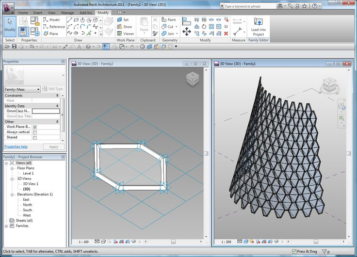 Is Revit Capable Of Modelling Etfe Panels For Curtain Walling
