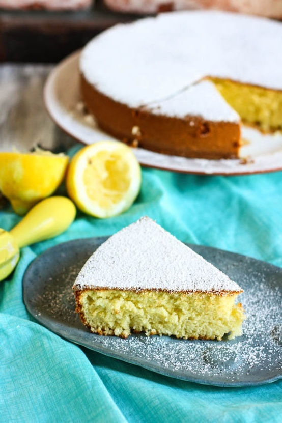 Lemon olive oil cake | CAKE! | Pinterest