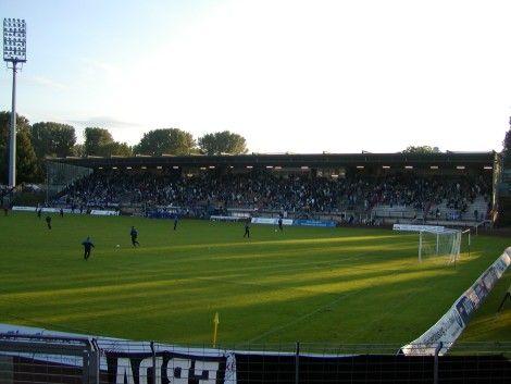 SV Darmstadt 98,  Stadion am Böllenfalltor
